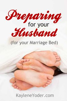 Three tips that will help you better prepare to initiate some sizzle with your husband!