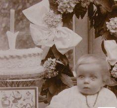 Agatha's 1st Birthday