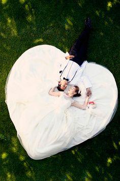 30 ideas para fotos de boda de lo más originales. ¡Toma nota!