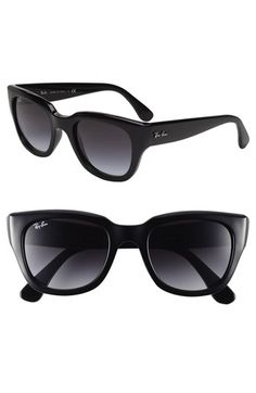 LOVE these! Ray-Ban 52mm Retro Sunglasses (Nordstrom)