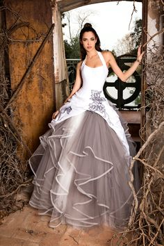 Scottish Wedding Dresses, 2016 Wedding Dresses, Designer Wedding Dresses, Bridal Dresses, Wedding Gowns, Taupe Wedding, Glamorous Wedding, Elegant Wedding Dress, Prom Dresses For Teens