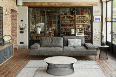 Great design! Sofa Alan by  Itamar Harari