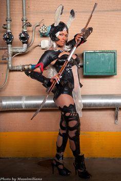 Fran - Final Fantasy XII cosplay