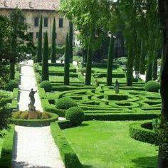 Giardino Giusti, Verona, Veneto
