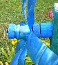 Tutoriel atelier enfant fabriquer un moulin vent femme2decotv projet potager - Fabriquer un moulin a vent pour jardin ...