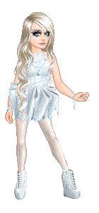 GoSupermodel Ice Princess