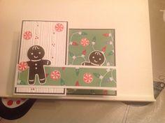 Une carte Z fold card