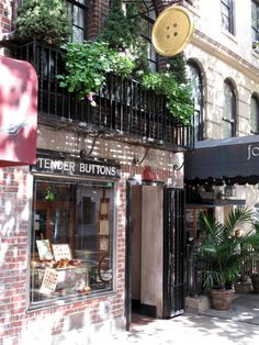 Tender Buttons, Nueva York