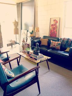 Bohemian Vintage:  Interior Styling Part I - The Coffee Table