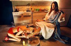 David la Chapelle- Jesus is my homeboy