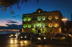Municipio di Taranto - Palazzo di Città