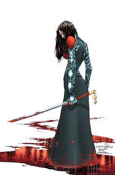 Beauty is within the eye of the be holder ~   Women/Art/Warrior/Ninja/Samurai/Assassin