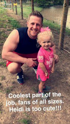 JJ Watt's Snapchat  4-25-17  #DreamBigWorkHard #HuntGreatness #JustAKidFromPewaukee