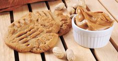 The world was different in 1942 when this cookie recipe was first published.  Despite the changes the world has gone through in the last 73 years, it is still the best peanut butter cookie recipe around.