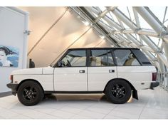 #Range #Rover Classic #Overfinch 570 HSI