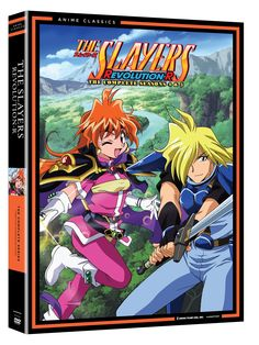 Slayers: Complete Seasons 4&5 (Classic)
