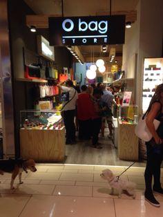 Nuovo #OBag store alle porte di #Roma