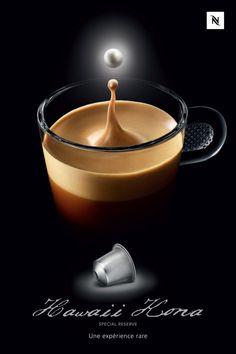Café et univers du luxe