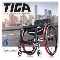Το TIGA FX είναι ένα αμαξίδιο ελαφρού τύπου που μπορεί να προσαρμοστεί απόλυτα στο σώμα του χρήστη αφού πρόκειται για ένα κατά παραγγελία αμαξίδιο (custom made wheelchair).  Το έμπειρο προσωπικό του τμήματος αποκατάστασης είναι στη διάθεσή σας, ώστε να σας βοηθήσει να επιλέξετε το κατάλληλο αναπηρικό αμαξίδιο ή αξεσουάρ, σύμφωνα με τις ανάγκες σας! ☎️+30 2310 818 963 🕋Βασ. Όλγας 120, Θεσσαλονίκη #dissabilities #enhancedmobility #mobility #wheelchair #wheelchairlife #disabilitiesareabilities Folding Chair, Custom Made, Baby Strollers, Children, Baby Prams, Young Children, Boys, Kids, Prams
