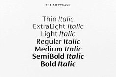 51 Best typefaces: geometric + grotesque sans images in 2018