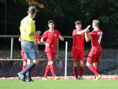 5. Spieltag BSC Rehberge vs. BAK 07 (Saison 15/16) - Ergebnis: 2:1 Niederlage