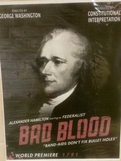 Hamilton: Bad Blood