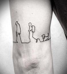 Mini Tattoos, Black Tattoos, Body Art Tattoos, Small Tattoos, Tatoos, Tattoo Quotes, Ink, Instagram Posts, Artsy Fartsy