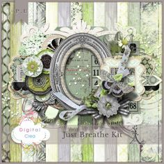 Just Breathe Kit by Lynnise at Digitalcrea - may 2014