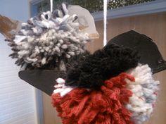 Burlap Wreath, Winter Hats, Wreaths, Home Decor, Decoration Home, Door Wreaths, Room Decor, Burlap Garland, Deco Mesh Wreaths