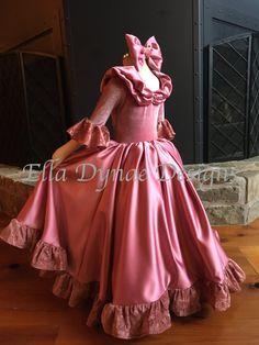 b36b7ba1e 9 mejores imágenes de disfraz dama Antigua niña en 2018 | Disfraz ...