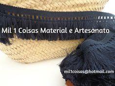 Mil 1 Coisas Material: FRANJAS DE ALGODÃO