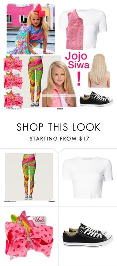 A fashion look from January 2017 featuring cotton shirts, legging pants and black shoes. Dance Outfits, Sport Outfits, Cool Outfits, Girl Fashion Style, Kids Fashion, Jojo Siwa Outfits, Jojo Siwa Birthday, Jojo Bows, Star Clothing