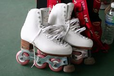 Review of Snow White Inline Figure Skates