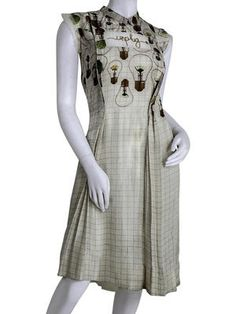 Sneha Arora Bulb + Plant Dress from Mumbai at Runway Passport 517.0000. http://runwaypassport.com/415