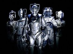 DOCTOR WHO - Evolving Cyber Technology | Warped Factor - Words in the Key of Geek.