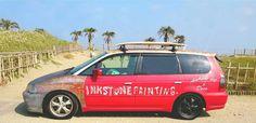Rat HONDA . surf trip!