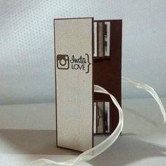 DIY: Cartãozinho Instalove