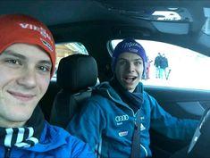 Andreas Wellinger, Ski Jumping, Winter Season, Skiing, Windbreaker, Germany, Selfie, Sports, Men