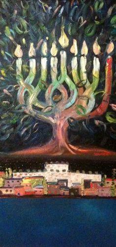 Hanukkah- absolutely beautiful!