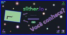 Slither.io - Você conhece? Blog: https://daenaplaysims.blogspot.com.br/2017/04/slitherio-voce-conhece-jogosonline-multiplayer.html