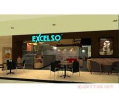 Excelso Cafe #ayopromosi www.ayopromosi.com