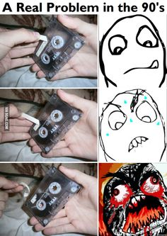 A real problem in the 90's