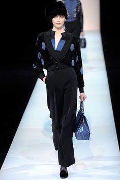 Giorgio Armani Fall 2013 Ready-to-Wear Collection Slideshow on Style.com