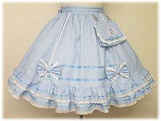 Angelic School Skirt