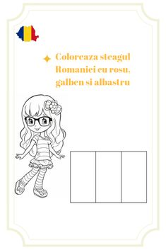 De colorat pentru copii de 1 Decembrie la scoala, fise de lucru #romania #decolorat #coloringpages #drawings #children #kids #kidsactivities #freeprintable #gradinita #fisedelucru #education #ziuaunirii #educationale #1Decembrie #ziuanationala #AVAP #folclor #clasa1