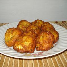 Chiftele de cartofi cu dovlecel