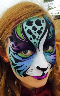 """Meow! By """"Z"""" of """"Z"""" Face & Body Art"""