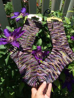 Ravelry: Meliabella's How I Make My Socks - Rhinebeck 2014 on Yummy 3-Ply