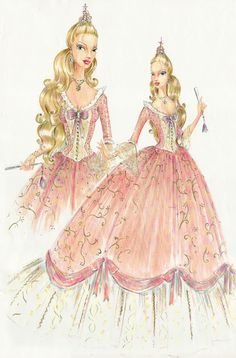Barbie as the Princess and the Pauper- Annalise