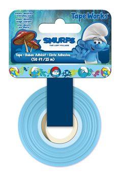 Smurfs 3 - Decorative Tape